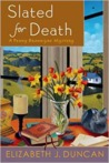 Slated for Death (Penny Brannigan Mystery, #6)