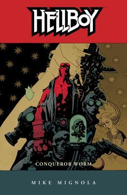 Hellboy, Vol. 5: Conqueror Worm (Hellboy, #5)