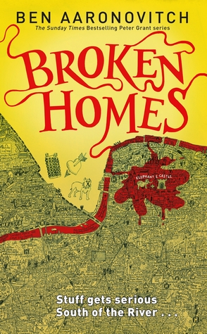 Broken Homes (Peter Grant, #4)