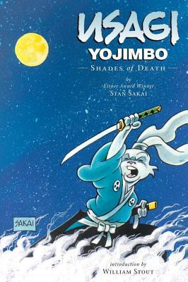 Usagi Yojimbo, Vol. 8: Shades of Death (Usagi Yojimbo #8)