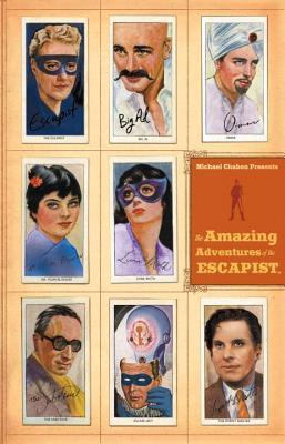 The Amazing Adventures of the Escapist by Brian K. Vaughan
