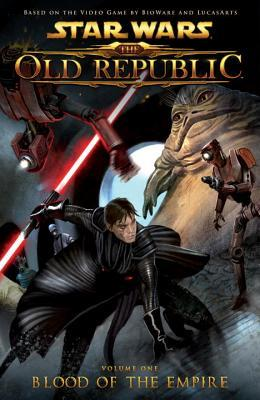 Blood of the Empire (Star Wars: The Old Republic Comic #1)