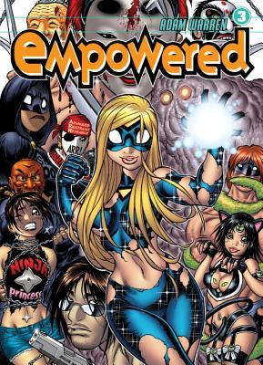 Empowered, Volume 3 (Empowered, #3)