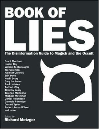 Book of Lies by Richard Metzger