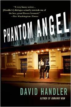 Phantom Angel: A Mystery (Benjy Golden, #2)