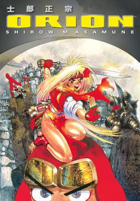 Orion by Masamune Shirow