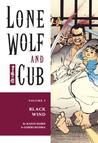 Lone Wolf and Cub, Vol. 5: Black Wind (Lone Wolf and Cub, #5)