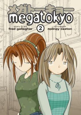 Megatokyo, Volume 2 by Fred Gallagher