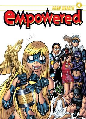 Empowered, Volume 4 by Adam Warren