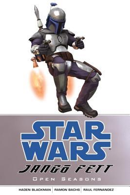 Star Wars: Jango Fett - Open Seasons