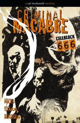 Criminal Macabre: Cell Block 666