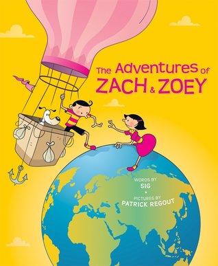 The Adventures of Zach & Zoey by Sig