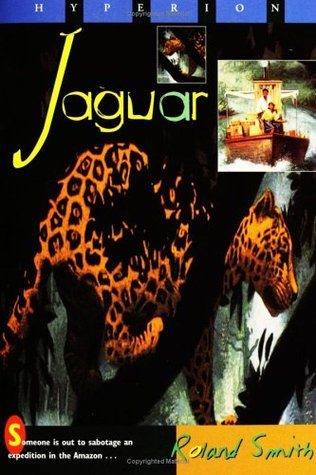 Jaguar by Roland Smith