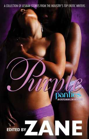 Purple Panties by Zane