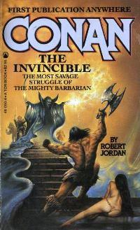 Conan the Invincible by Robert Jordan