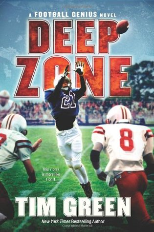 Deep Zone by Tim Green