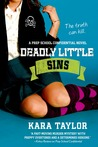 Deadly Little Sins (Prep School Confidential, #3)