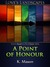 A Point of Honour by K. Mason