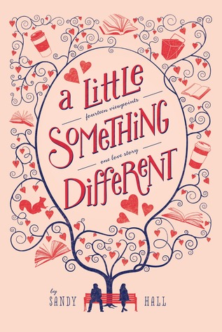 A Little Something Different by Sandy   Hall