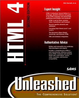 HTML 4 Unleashed by Rick Darnell