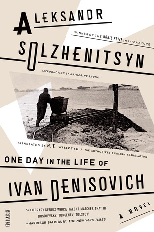 One Day in the Life of Ivan Denisovich: A Novel cover image
