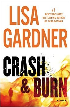 Crash & Burn (Tessa Leoni, #3)