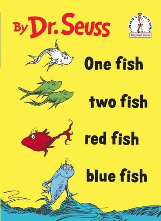 Free Download One Fish Two Fish Red Fish Blue Fish PDF by Dr. Seuss
