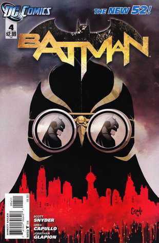 Batman #4 by Scott Snyder