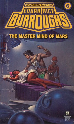 The Master Mind of Mars (Barsoom, #6)