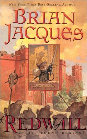 redwall book 1 review