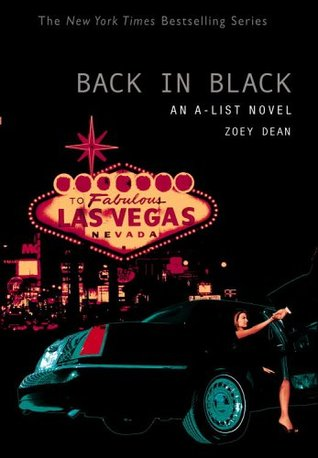 Back in Black by Zoey Dean