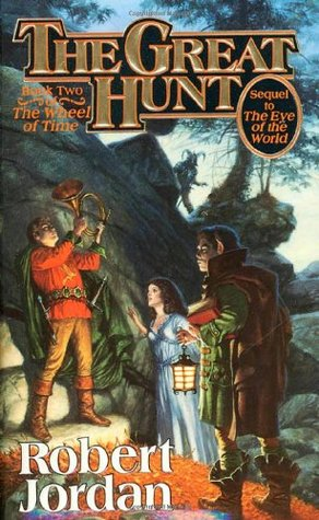 The Great Hunt by Robert Jordan