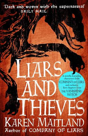 Free download Liars and Thieves PDF by Karen Maitland