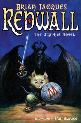 Redwall by Stuart Moore