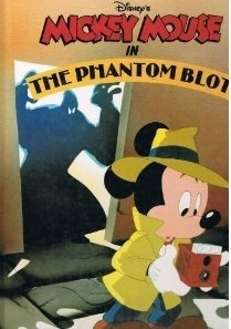 Mickey Mouse in the Phantom Blot