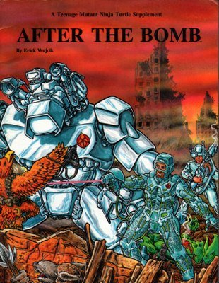 After the Bomb by Erick Wujcik