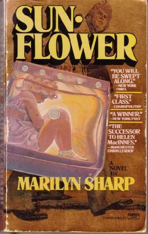 Sunflower by Marilyn Sharp