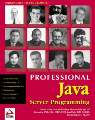 Professional Java Server Programming by Danny Ayers