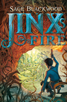 Jinx's Fire by Sage Blackwood