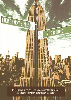 Finding Harry Styles by G.B. Hope