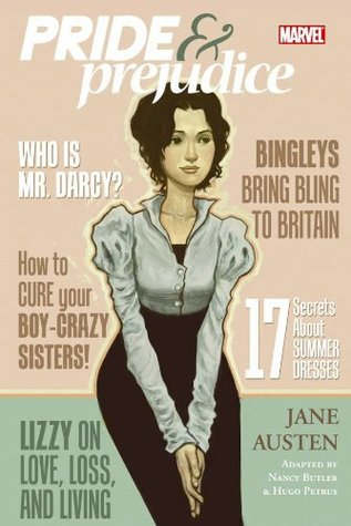 Pride & Prejudice by Nancy Butler