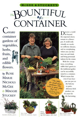 McGee & Stuckey's Bountiful Container by Rose Marie Nichols McGee