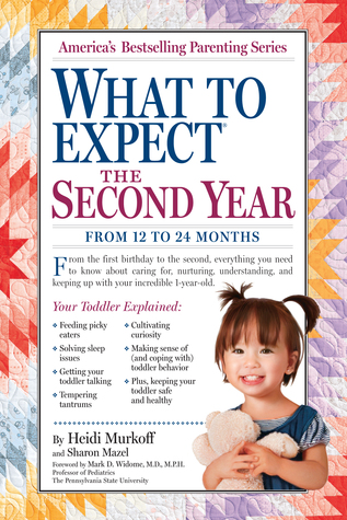 What to Expect by Heidi Murkoff