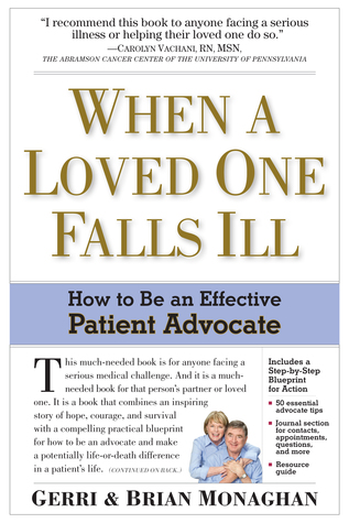 When a Loved One Falls Ill by Gerri Monaghan