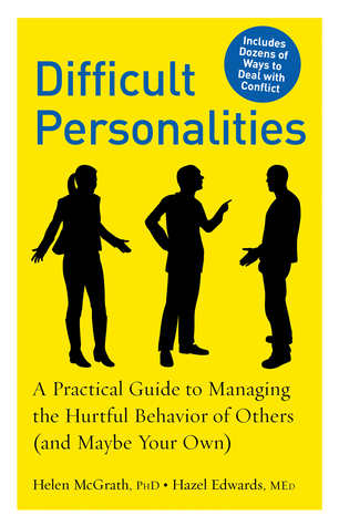 Difficult Personalities by Hazel Edwards