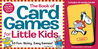 The Book of Card Games for Little Kids [With 40 Jumbo Animal Cards]