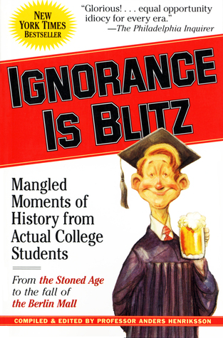 Ignorance is Blitz by Anders Henriksson