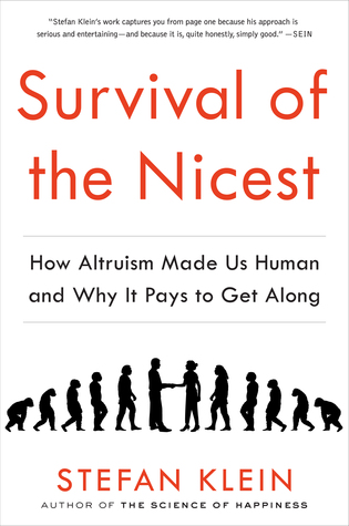 Books about human survival essentials