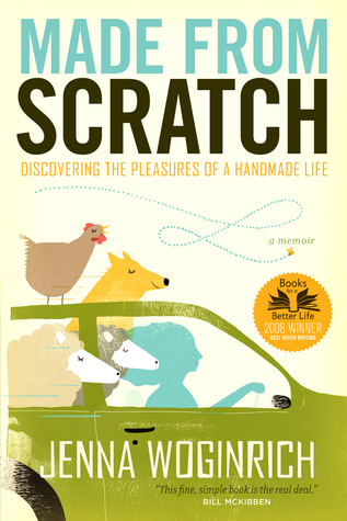 Made from Scratch by Jenna Woginrich