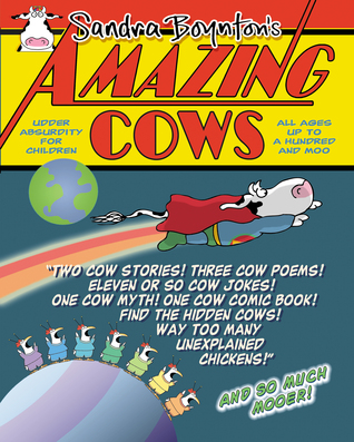 Amazing Cows by Sandra Boynton